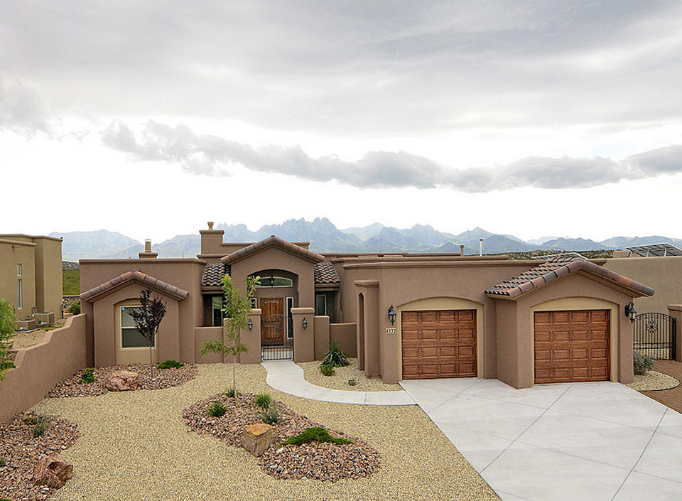 Enchanted desert homes las cruces custom home builder Modern custom home builders