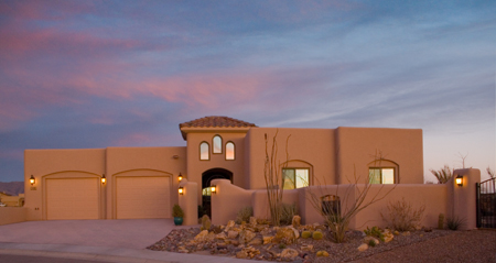 las cruces custom homes